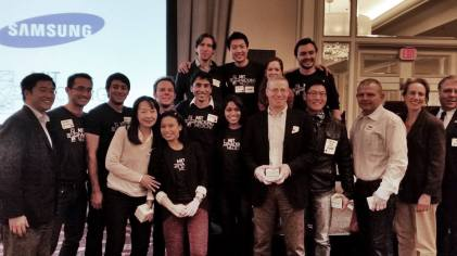 MGH-Samsung Hackathon - Boston, MA