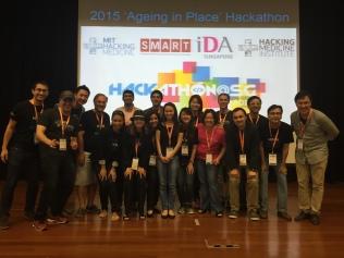 iDA Hackathon - Singapore