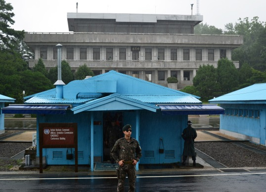 DMZ (North-South Korean Border)