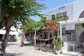 Antiparos, Greece